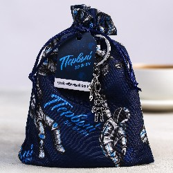 Чай чёрный в мешочке